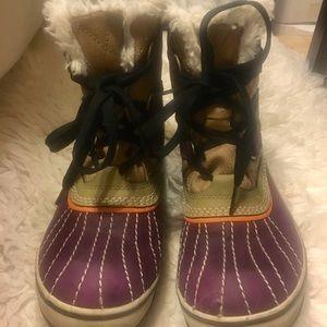 Sorel  Women Waterproof Winter Boots Sz7